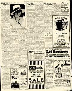 Chester Times, July 29, 1926, Page 3
