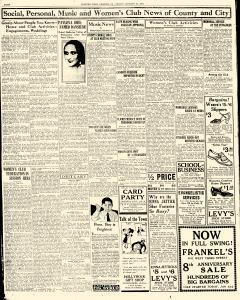 Chester Times, January 23, 1931, Page 8