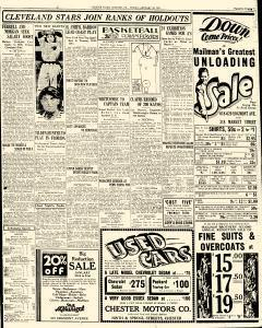 Chester Times, January 23, 1931, Page 23