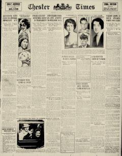 Chester Times, January 02, 1933, Page 2
