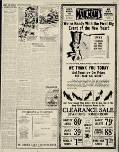 Chester Times, January 02, 1933, Page 3