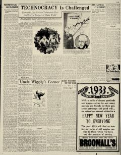 Chester Times, January 02, 1933, Page 5