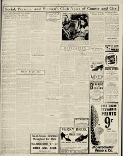 Chester Times, January 04, 1933, Page 16