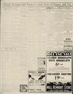 Chester Times, January 05, 1933, Page 8