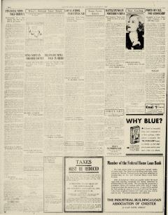 Chester Times, January 07, 1933, Page 4