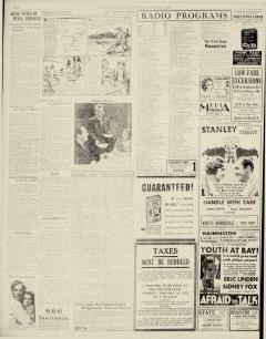 Chester Times, January 10, 1933, Page 8