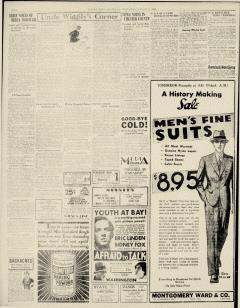 Chester Times, January 11, 1933, Page 8