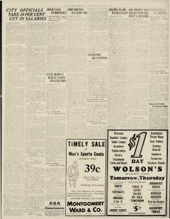 Chester Times, January 11, 1933, Page 14