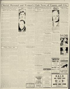 Chester Times, January 11, 1933, Page 16