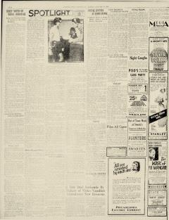 Chester Times, January 23, 1933, Page 8