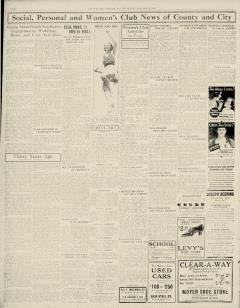Chester Times, January 25, 1933, Page 16