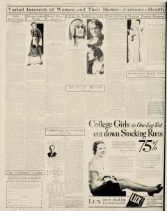 Chester Times, January 25, 1933, Page 18