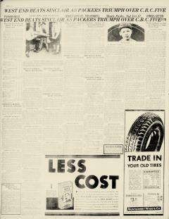 Chester Times, January 26, 1933, p. 12