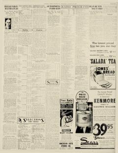 Chester Times, January 26, 1933, p. 13