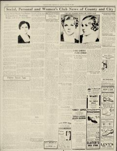 Chester Times, January 27, 1933, Page 16