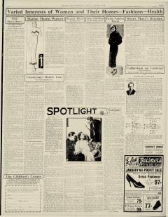 Chester Times, January 27, 1933, Page 18