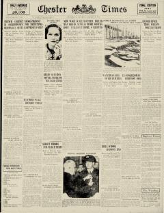 Chester Times, January 28, 1933, Page 2