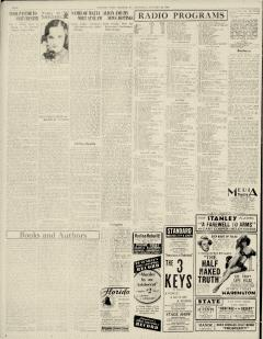 Chester Times, January 28, 1933, p. 4