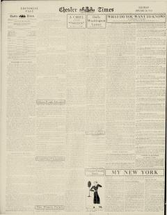 Chester Times, January 28, 1933, Page 12