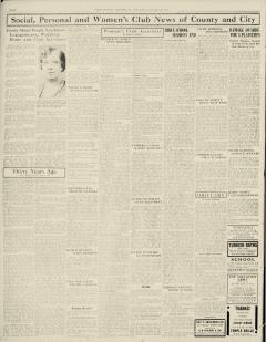 Chester Times, January 28, 1933, p. 8