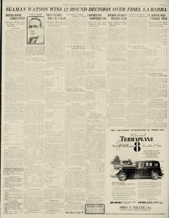Chester Times, January 28, 1933, Page 22