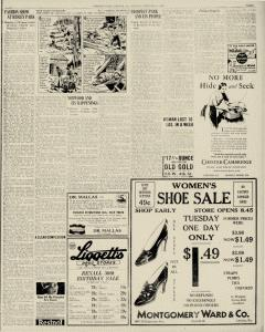 Chester Times, February 06, 1933, p. 3