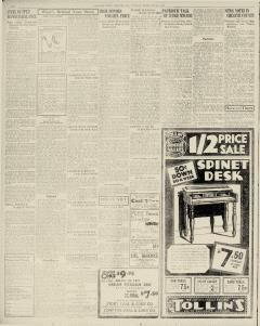 Chester Times, February 13, 1933, p. 2
