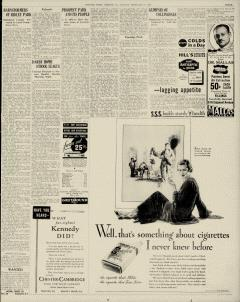 Chester Times, February 13, 1933, p. 3