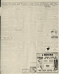 Chester Times, February 13, 1933, p. 8