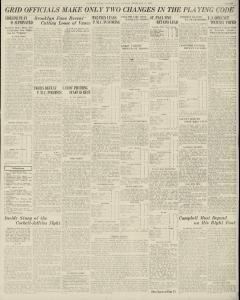 Chester Times, February 13, 1933, p. 11