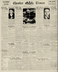 Chester Times, February 14, 1933, Page 2