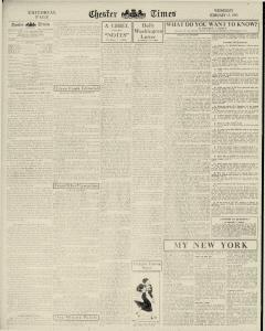 Chester Times, February 15, 1933, Page 6