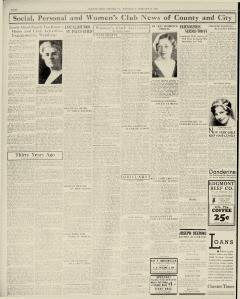 Chester Times, February 15, 1933, Page 8