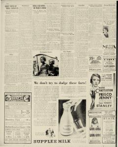 Chester Times, February 21, 1933, p. 4