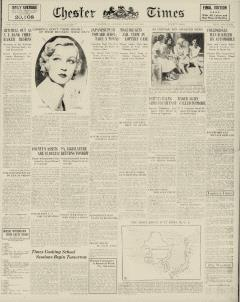 Chester Times, February 27, 1933, Page 2