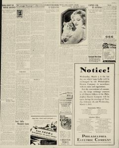 Chester Times, February 28, 1933, Page 14
