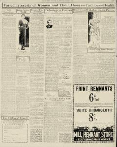 Chester Times, March 02, 1933, Page 9