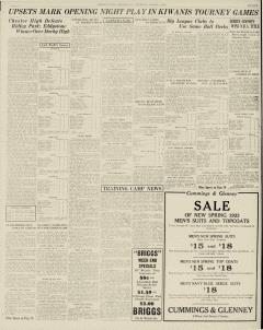 Chester Times, March 02, 1933, Page 15