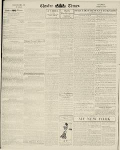 Chester Times, March 04, 1933, p. 6