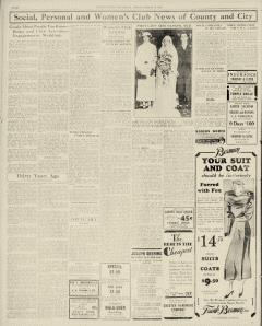 Chester Times, March 17, 1933, p. 8