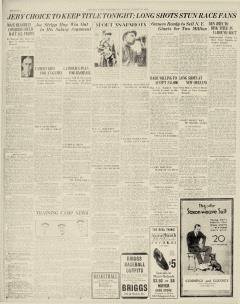 Chester Times, March 17, 1933, p. 14