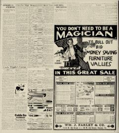 Chester Times, March 20, 1933, p. 5