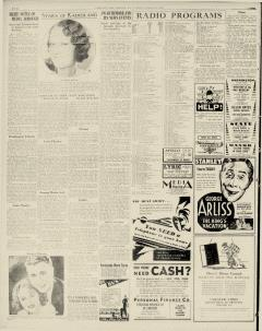 Chester Times, March 21, 1933, p. 4