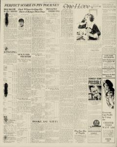 Chester Times, March 21, 1933, Page 26