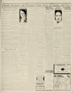 Chester Times, March 22, 1933, Page 8