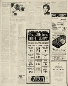 Chester Times, March 27, 1933, Page 20