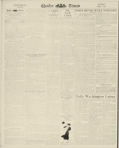 Chester Times, April 01, 1933, p. 6