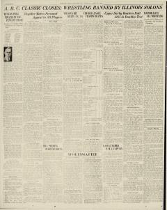 Chester Times, April 11, 1933, p. 14