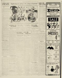 Chester Times, April 11, 1933, p. 16