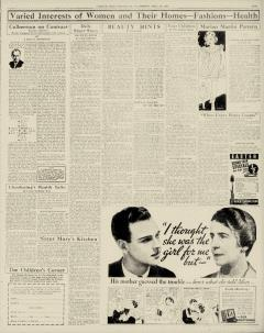 Chester Times, April 12, 1933, p. 9